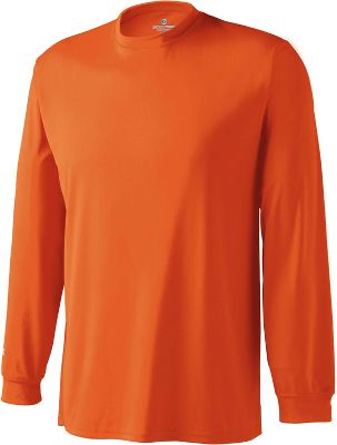 Holloway Adult Spark  Long Sleeve Shirt
