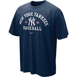 Nike Men's MLB Yankees Safety Squeeze T-Shirt