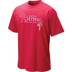 Nike Men's MLB Phillies Outta The Park T-Shirt