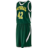 Holloway Youth Lateral Basketball Jersey