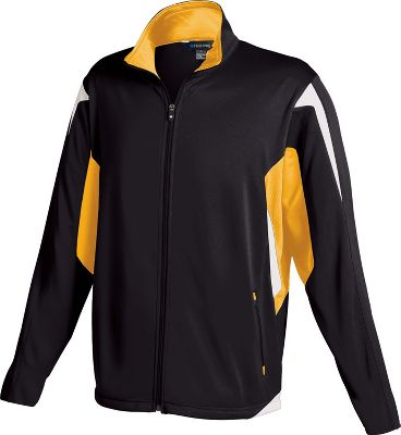 Badger Men's Long Sleeve Mock Compression Shirt