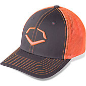 EvoShield Trucker Flex-Fit Neon Orange Hat
