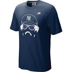 Nike Men's MLB Reggie Jackson/Yankees Hairitage T-Shirt