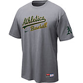 Nike Men's MLB Short Sleeve Practice T-Shirt