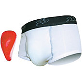 XO Athletic Pee Wee Pro Cup with Brief