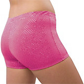 Pizzazz Adult Sequined Boy Cut Brief
