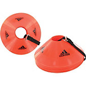 Adidas Soccer Cone Markers (Set of 10)