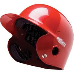 Schutt one size fits all baseball batting helmet