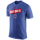 Nike Men's MLB Bumper Sticker T-Shirt