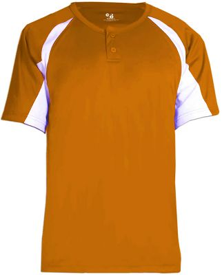 Badger Youth Hook Placket Jersey