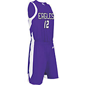 Russell Men's Mid-Fit Game Basketball Jersey