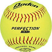 "Baden 12"" NFHS Lexum Series Fastpitch Softball (Dozen)"