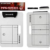 Maverik Lacrosse Dry Erase Board