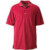 Broder Bros. Men's Performance Texture Polo