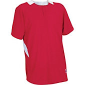 Russell Athletic Youth 2-Button Placket Jersey