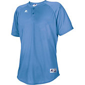 Russell Adult Two-Button Placket Jersey