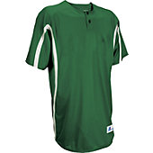 Russell Athletic Men's Performance Two Button Placket Jersey