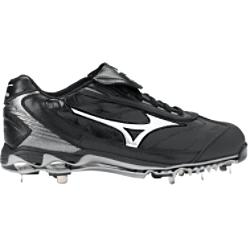 Mizuno Men's 9 Spike Limited Low Metal Baseball Cleats