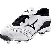 Mizuno Women's Swift G2 Switch Metal Softball Cleats
