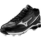 Mizuno Men's Classic G6 Mid Metal Baseball Cleats