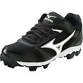Mizuno Women's Finch Franchise G4 Rubber Low Softball Cleats