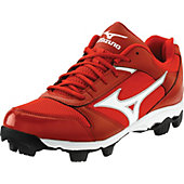 Mizuno Youth Franchise G6 Low Rubber Baseball Cleats