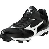 Mizuno Youth Franchise G6 Mid Rubber  Baseball Cleats