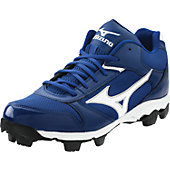 Mizuno Men's Franchise Mid Molded Baseball Cleats