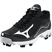 Mizuno Men's Vigor Mid Molded Baseball Cleats