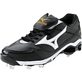 Mizuno Men's Pro KL 6 Low Metal Baseball Cleats