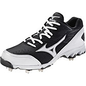 Mizuno Men's Vapor Elite 6 Low Metal Baseball Cleats