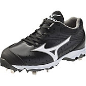 Mizuno Women's 9-Spike Sweep Metal Softball Cleats