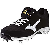 Mizuno Men's 9-Spike Pro Elite Low Metal Baseball Cleats