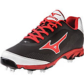 Mizuno Men's 9-Spike Vapor Elite 7 Low Metal Baseball Cleats