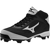 Mizuno Men's 9-Spike Blaze Elite 5 Mid Molded Cleat