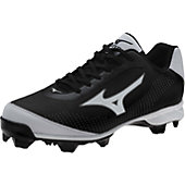 Mizuno Men's 9-Spike Blaze Elite 5 Low Molded Baseball Cleats