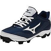 Mizuno Youth 9-Spike Franchise 7 Low Molded Baseball Cleats