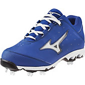 Mizuno Women's 9-Spike Swift 3 Switch Metal Softball Cleats