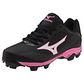 Mizuno Women's 9-Spike Finch Franchise 5 Molded Softball Cle