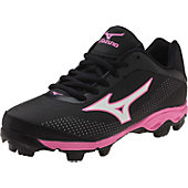 Mizuno Youth Finch Franchise 5 Molded Softball Cleats