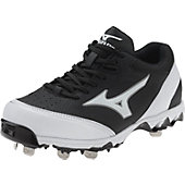 Mizuno Women's 9-Spike Select Low Metal Softball Cleats