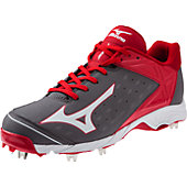 Mizuno Men's Advanced Swagger 2 Low Metal Baseball Cleats