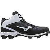 Mizuno Men's 9-Spike Advanced Franchise 8 Mid Molded Cleat