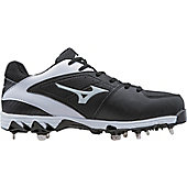 Mizuno Women's 9-Spike Select 2 Low Metal Fasptich Cleat