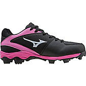 Mizuno Girls' Finch Franchise 6 Low Molded Softball Cleats