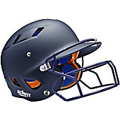 Schutt AiR 4.2 Softball Batting Helmet with Facemask