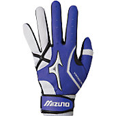 Mizuno Youth Vintage Pro G3 Pur/Wht Batting Glove