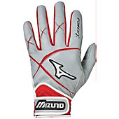 Mizuno Adult Power X G2 Batting Gloves