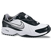 Nike Men's Air Diamond Trainer White/Black Training Shoe