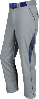 Russell Athletic Adult Deluxe Relaxed Fit Baseball Pant with Mesh Inserts